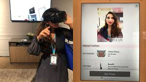 trying out macy s vr furniture ping and ar makeup browsing photos erica pandey axios