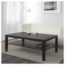 black coffee table. IKEA LACK Coffee Table Black
