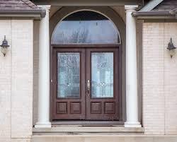 Double Glass Front Doors Ideas Design Pics Examples