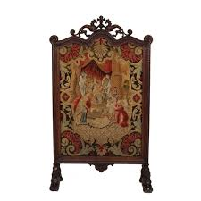 antique fireplace screen. unusual ideas design antique fireplace screen contemporary italian in walnut on the highboy p