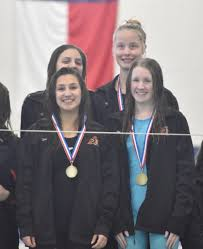 Sohn wins pair of gold medals at regional swim meet; Edwards capture girls'  title as 5 Swimcats qualify for state - The Community News