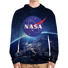 Толстовка с полной запечаткой <b>NASA</b>   <b>НАСА</b> #2163871 от The ...