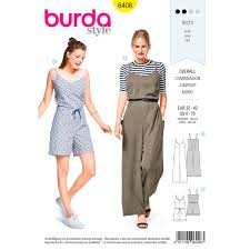 Burda Patterns Custom Design
