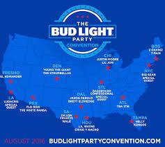 Bud Light Party Dallas Bud Light Party Conventions Lil Wayne Big Sean 2 Chainz