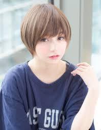 小顔ラインショートtk 103 ヘアカタログ髪型ヘアスタイルafloat