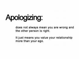 Apologize Quotes Classy 48 Apologize Quotes To A Lover StyleGerms On We Heart It