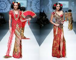 Designer Anne Avantie Anne Avantie Desainer Kebaya Modern Indonesia Yang Hanya