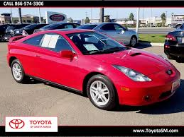 Used Toyota Celica for Sale in Fresno, CA: 115 Cars from $550 ...