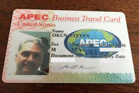 Apec Business Travel Card News Expat Wsj