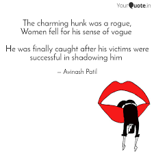 Successful Women Quotes Fascinating The Charming Hunk Was A R Quotes Writings By Avinash Patil