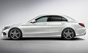 2015 Mercedes-Benz C-Class AMG Package - European Car