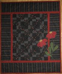 Midnight Blooms - Red Button Quilt Co. | Quilts | Pinterest | Mini ... & Midnight Blooms - Red Button Quilt Co. Adamdwight.com