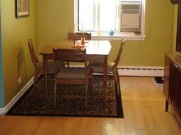 Laminate Wood Flooring In Kitchen Rug Under Round Kitchen Dining Table Laminate Wood Flooring Beige