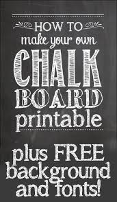 free chalkboard background how to make your own chalkboard printables how to nest for less