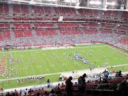 Cardinals Stadium Seating Chart Arizona Arizona Cardinals Terrace Sidelines