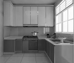Grey Modern Kitchen Design Monochrome Kitchen Ideas With Grey Cabinets Kitchen Dickorleanscom
