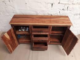 industrial antique furniture. Handmade Reclaimed Wood SideBoard Industrial Antique Furniture P