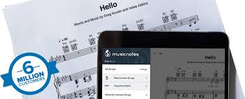 Music Paper Print Sheet Music Downloads At Musicnotes Com