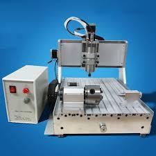 cnc lathe milling machine hot 4 axis desktop 3020 mini cnc router machine