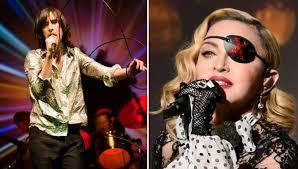 Primal Scream singer calls Madonna a 'prostitute' for Israel performance