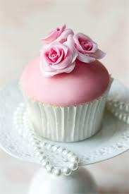 pretty pink cupcake. Plain Cupcake Pretty Pink Cupcake  Inside P