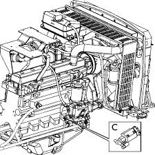 Note drain the initial factory fill engine coolant after the first 3000 hours or 3