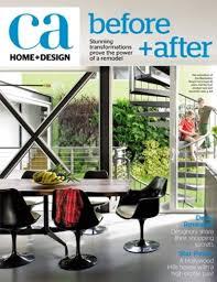 Small Picture California Home Design Magazine Californian Style and Design