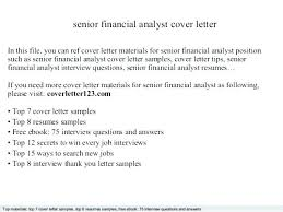 Financial Analyst Resume Objective Financial Analyst Resumes 71
