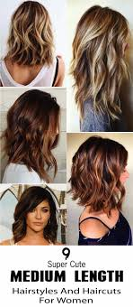 Best 25+ Cute medium haircuts ideas on Pinterest | Cute hair cuts ...