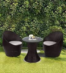 hanover two seater outdoor set in