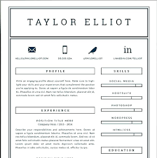 Resume Templates Pages 100 Free Resume Designs Every Job Hunter