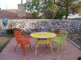 painting wrought iron furniture. Gallery Of How To Paint Wrought Iron Furniture Outdoor Patio Simpleminimalist Painting Awesome 2