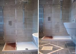 Small Picture corner wet room bathroom jaime lide du paillasson intgr pour