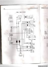 suzuki lt250e wiring diagram dolgular com Wiring Diagram Suzuki LT-F160 87 lt250r wiring diagram