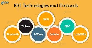 iot protocols iot technology protocols 7 important iot communication protocols