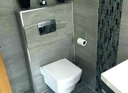 backup into bathtub toilet