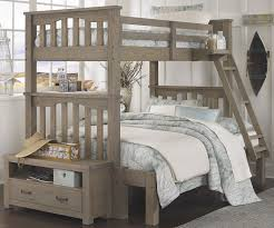 Harper Twin over Full Size Bunk Bed Highlands Beds