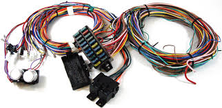 universal 20 circuit wire harness kit rpc racing power company universal 20 circuit wire harness kit