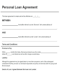 Loan Extension Agreement Sample Gallery Letter Format
