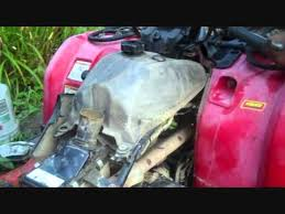 how to clean out a yamaha kodiak 450 carb how to clean out a yamaha kodiak 450 carb