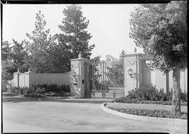 Weber, Hilda Boldt, residence. Exterior detail. - Maynard L. Parker  Negatives, Photographs, and Other Material - Huntington Digital Library
