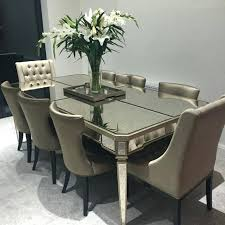 perfect 8 seater dining table with bench 5 gallery person and chair dimension ikea set ebay harvey norman design