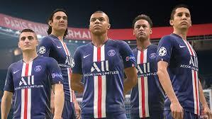 FIFA 20: New Paris Saint Germain kit for the 2019/20 season
