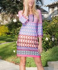 White Mark Size Chart White Mark Pink Audrie V Neck Dress