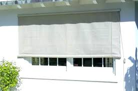 roll up blinds outdoor pull down shades for sliding glass doors
