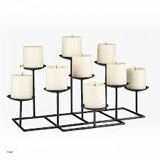 candle holder birch log for fireplace new