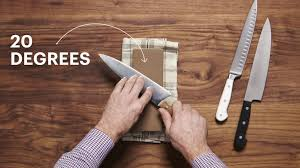 Imposing Fresh How To Sharpen A Kitchen Knife How To Sharpen Knife How To Sharpen Kitchen Knives