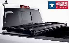 TonneauCovers American Hard Tri Fold Truck Bed Cover