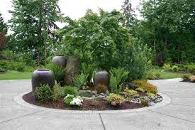 Image of: Starting Points For Small Yard Landscaping Gardening Flowers 101  Inside Focal Point Landscaping