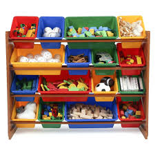 toys storage furniture. Toy Storage Furniture Tot Tutors Focus Super Sized Organizer With Plastic Primary Colored Bins . Toys G